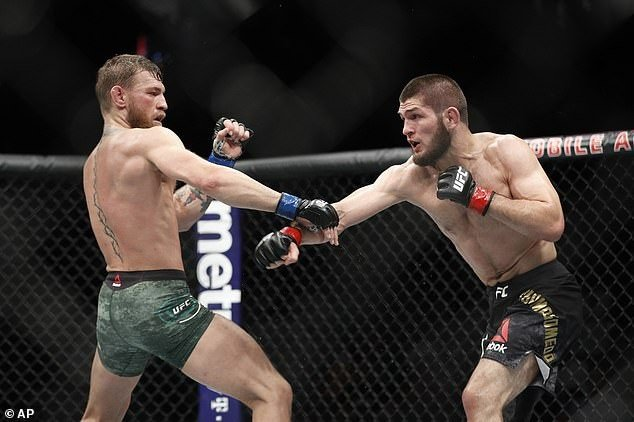 Photo of Conor Mcgregor admits Khabib gave him a severe beating