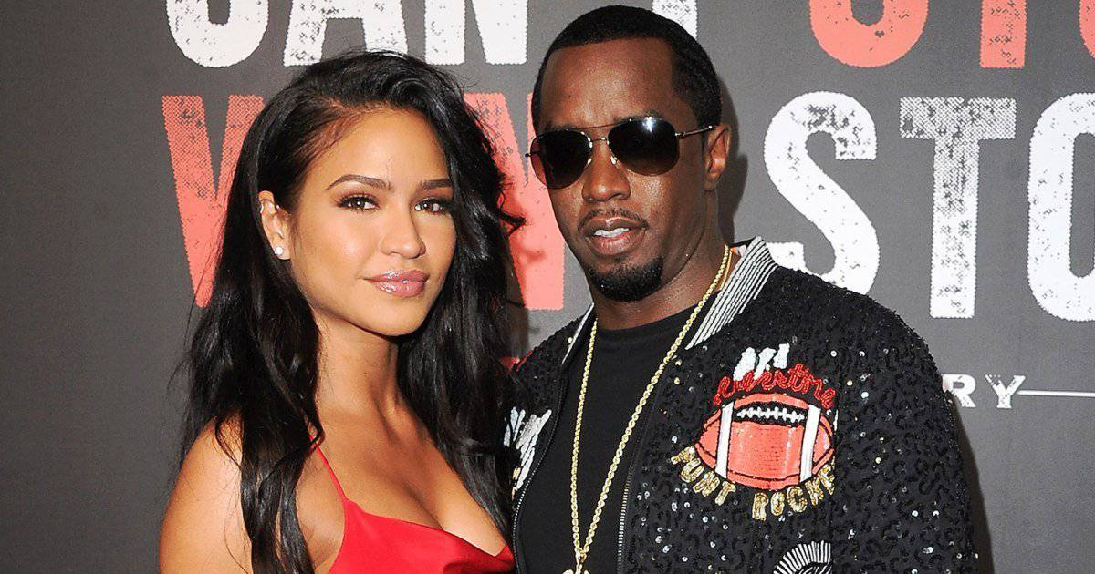 Diddy breaks up with singer Cassie after 10 years together