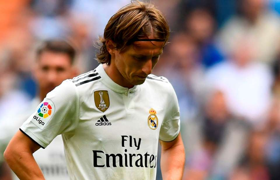 Photo of Modric still shocked at Ronaldo and Zidane exit from Real Madrid