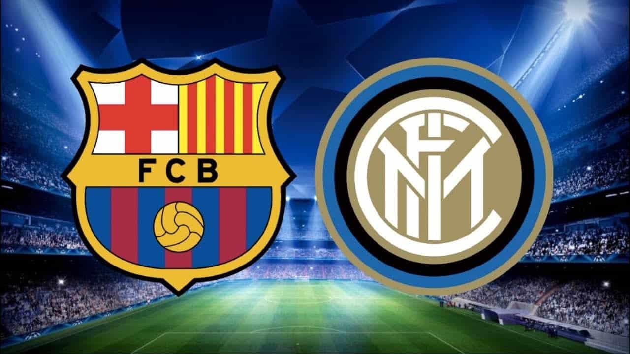 Barcelona vs Inter Milan: