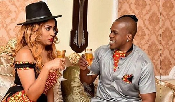 Photo of Juliet Ibrahim and Iceberg Slim finally wash their dirty linen in public