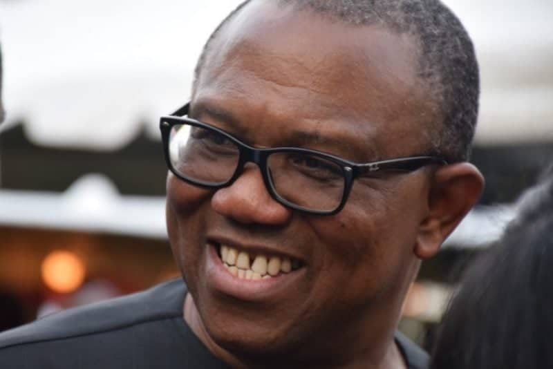 Photo of Peter Obi charges supporters not to insult or attack anybody on his behalf