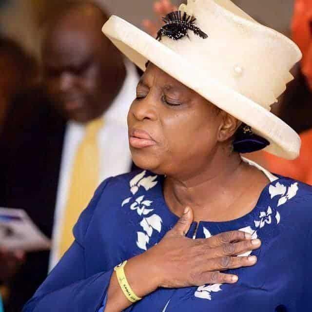 Photo of Get a job before marriage – Adeboye's wife advises men
