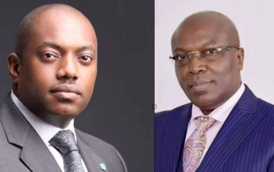 Photo of ANN chairman slams Fela Durotoye, says 'you cannot reap where you did not sow'