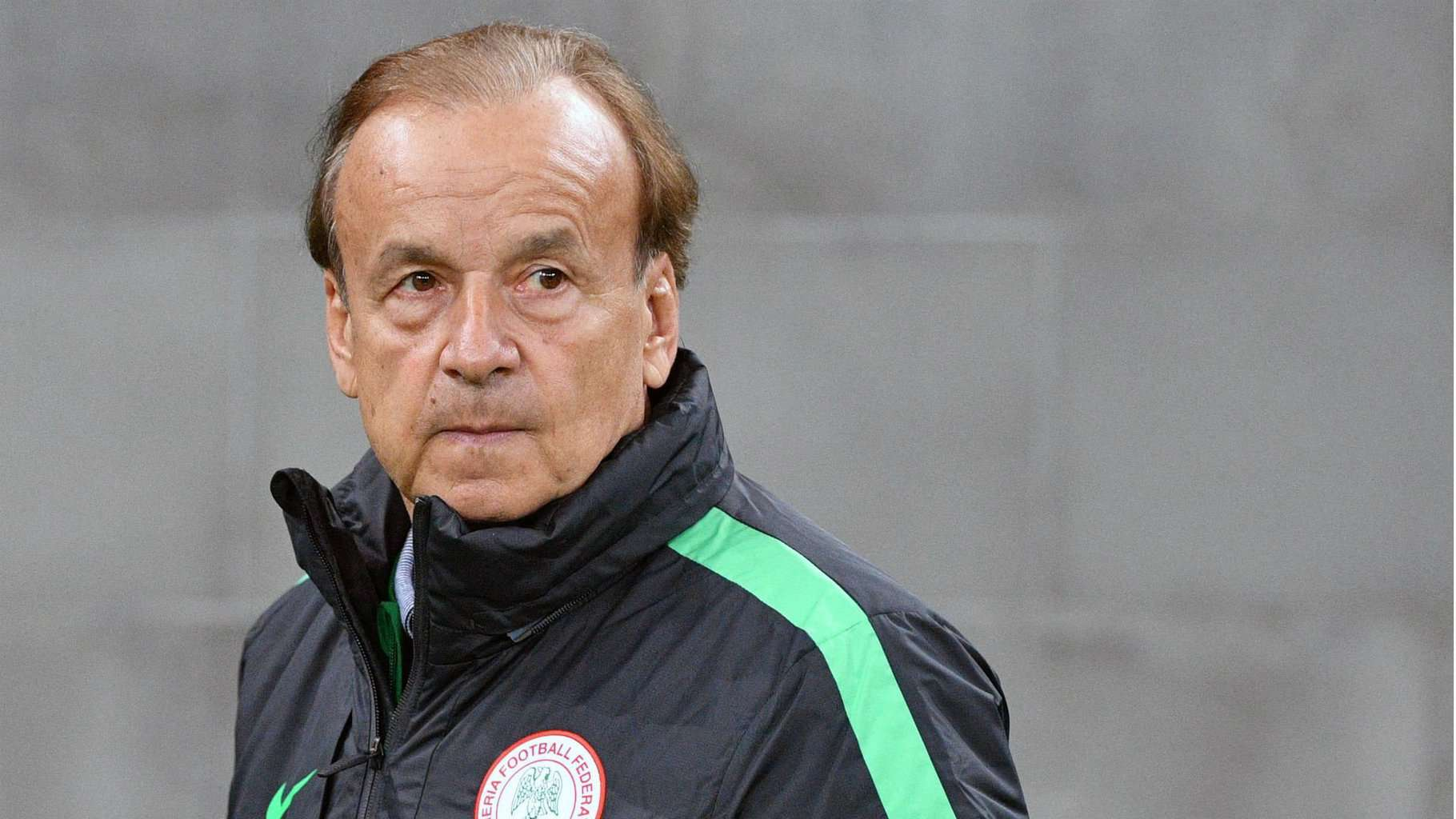 Photo of Rohr speaks on Nigeria's clash with South Africa, reveals why they lost the first leg