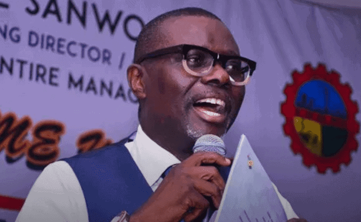Photo of Sanwo-Olu releases press statement after emerging APC gubernatorial candidate