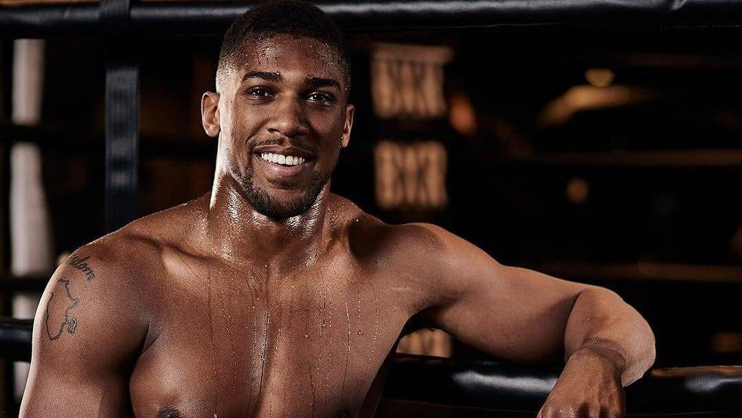 Photo of What Anthony Joshua eats before going to the gym will shock you