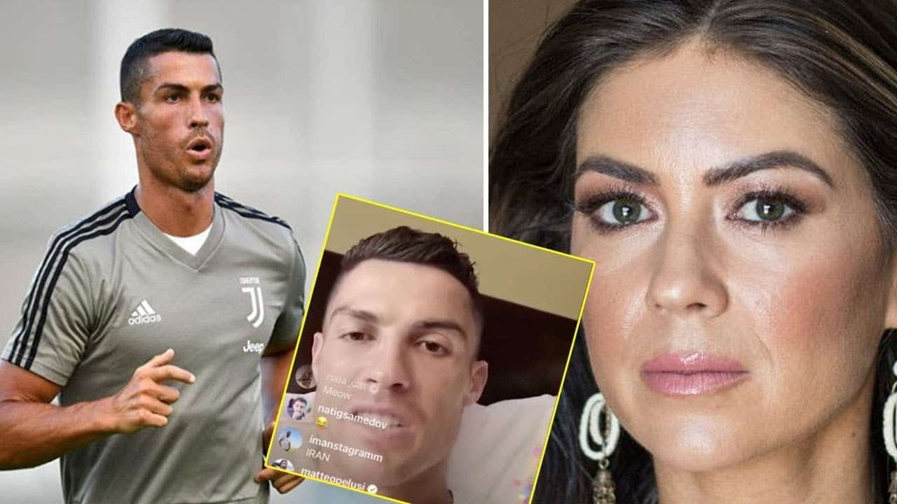 Photo of Ronaldo speaks a second time concerning rape allegation