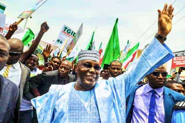 Photo of Court orders INEC to allow Atiku access all electoral materials