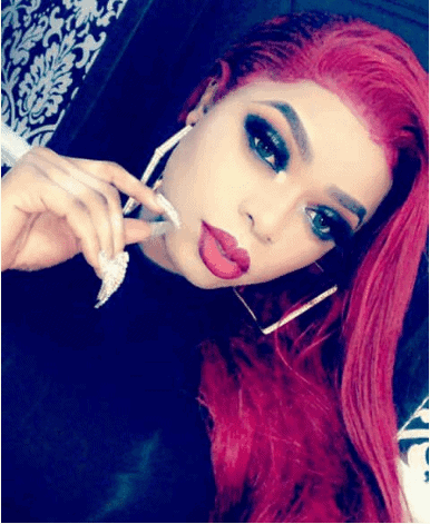 Photo of Watch Bobrisky dance on stage while being serenaded (Video)
