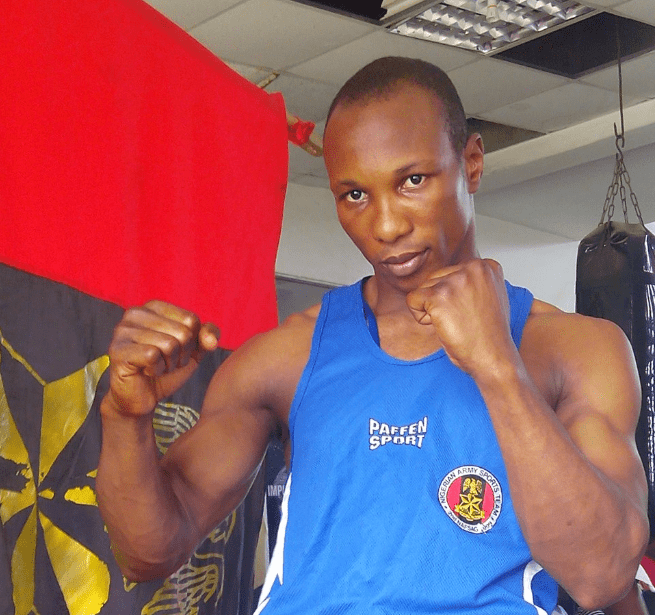 Photo of Train crushes Nigerian middleweight boxing champion