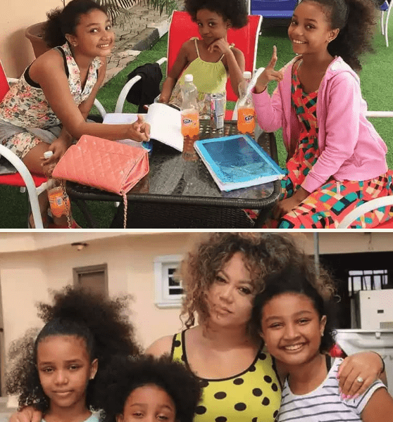 Fans React Over New Photos Of The Oguike Sisters