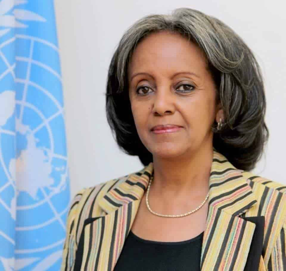 Photo of Ethiopia gets first female president,  Sahle-Work Zewde