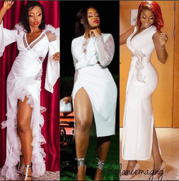 Photo of Photos from DJ Exclusive's all white party