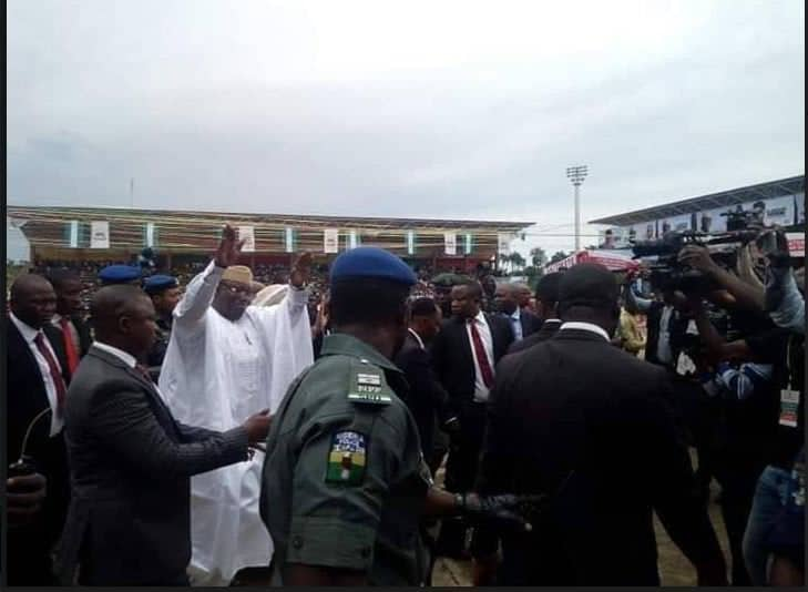 Photo of Kayode Fayemi now officially new Ekiti Governor (photos)
