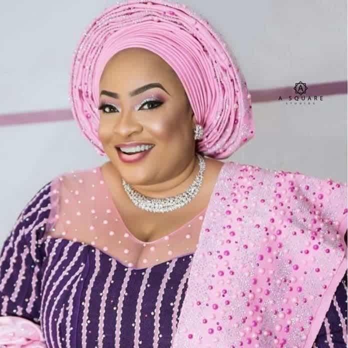 Photo of Actress Foluke Daramola heads Buhari/Osinbajo mandate group