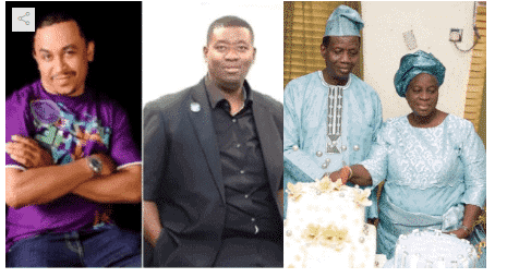 Photo of Pastor Adeboye's son, Leke declares war on Daddy Freeze over comment about his mom