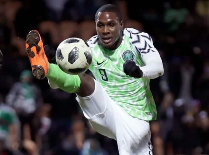 """AFCON 2019: """"Nigerians we are sorry, our best was not enough"""" – Odion Ighalo (video)"""