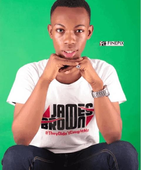 Photo of Bobrisky inspires me — James Obialor