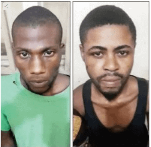 Photo of Nigerian man kidnaps cheating girlfriend's mother and collects ransom