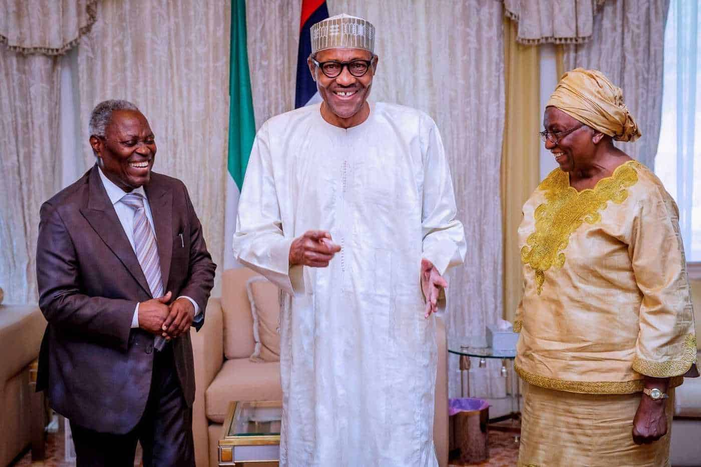 Photo of Buhari reveals where his 2019 election votes will come from