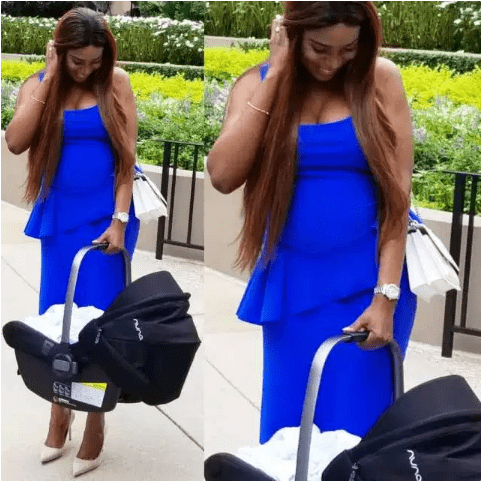 "Photo of Linda Ikeji: ""Now I Know You Can't Have All You Want"""