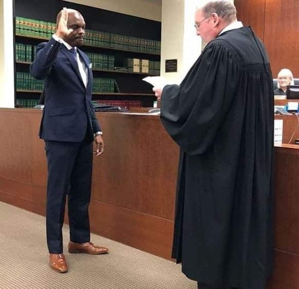 Photo of Washington State government appoints a Nigerian as Judge (Photos)