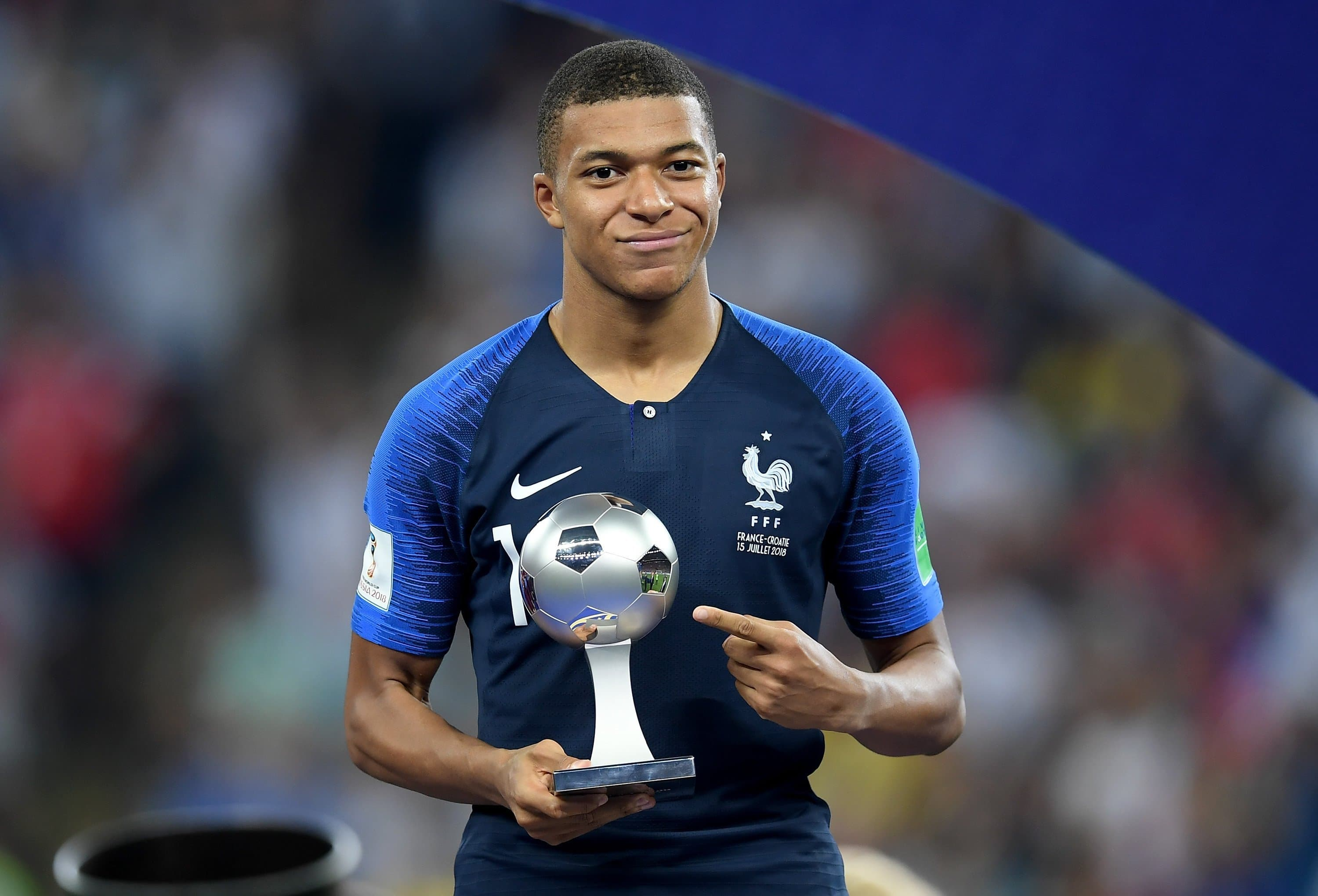 Photo of EPL: Guardiola rejects City Mbappe rumours