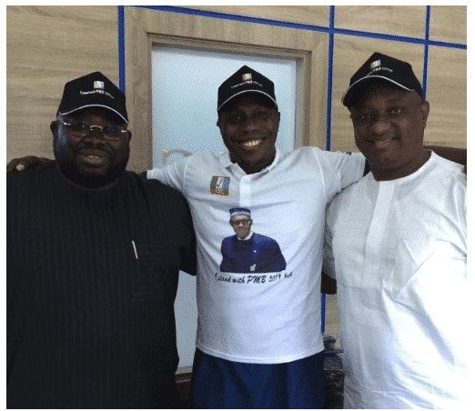 Photo of Drama thickens as Obasanjo's son joins APC