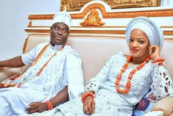 Photo of How Ooni's new bride started her ministry at age 6
