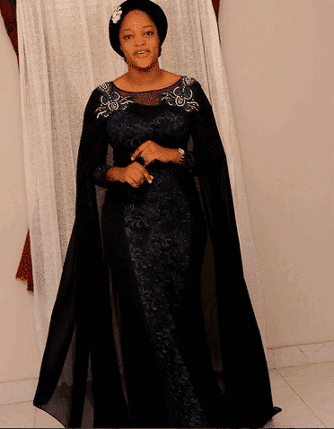 Photo of Ooni of Ife's new bride, prophetess Naomi Oluwaseyi steps out in her regalia (photos)