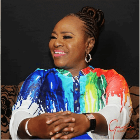 Photo of Mama Rainbow celebrates her 76th birthday with beautiful photos