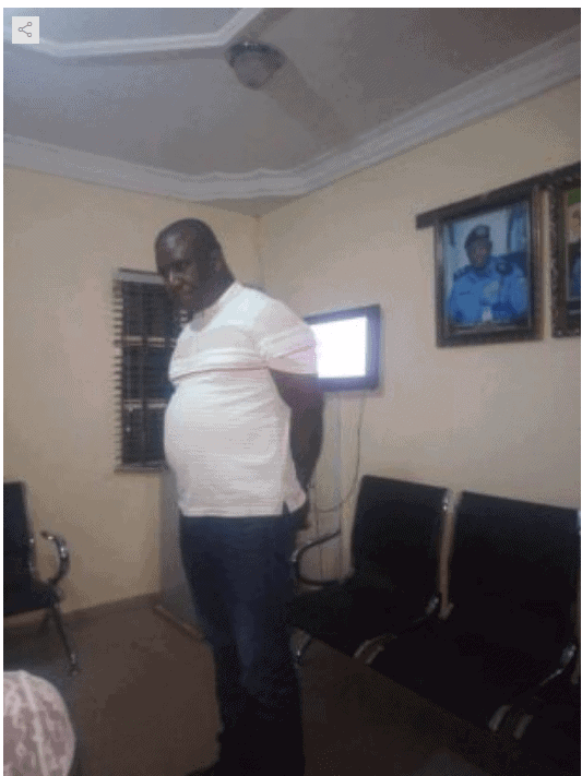 Photo of Alleged rapist pastor and car thief arrested in Anambra State