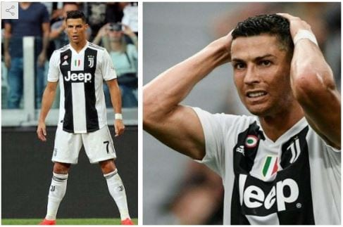 Photo of Las Vegas police reopen Cristiano Ronaldo rape case