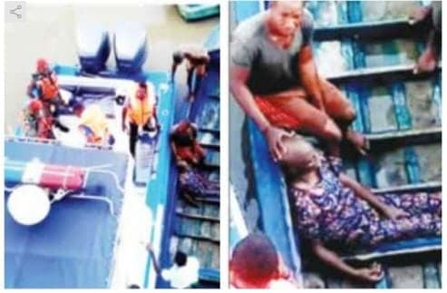 Photo of Man dies after jumping into Lagos lagoon