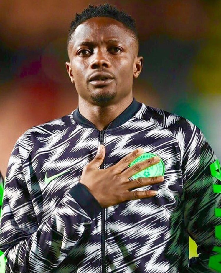 Photo of Ahmed Musa slams fans who attack him for singing Christian songs