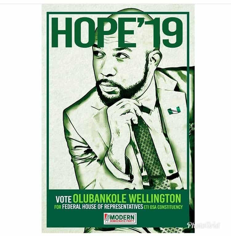 Photo of Banky W set to run for political office, eyes House of Reps