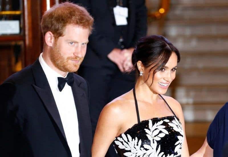 Photo of Meghan Markle, Prince Harry to move out of Kensington Palace ahead of first baby