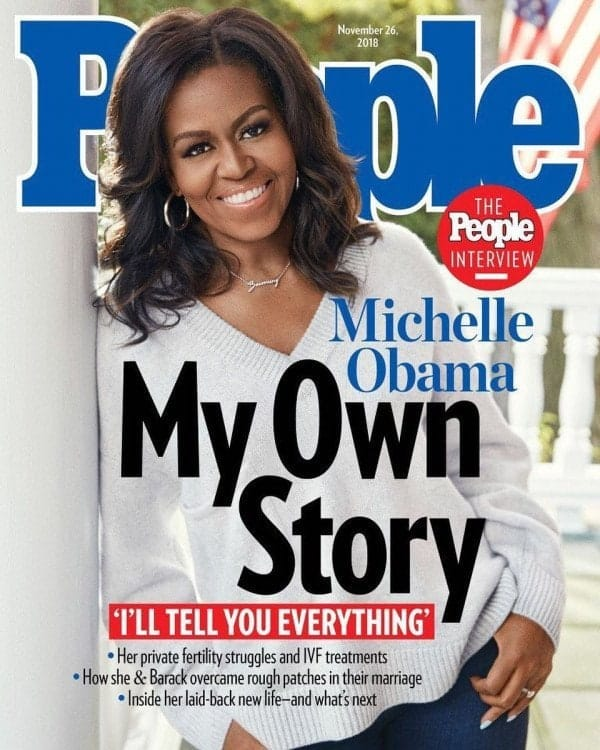 Photo of Michelle Obama admits her marriage is not perfect