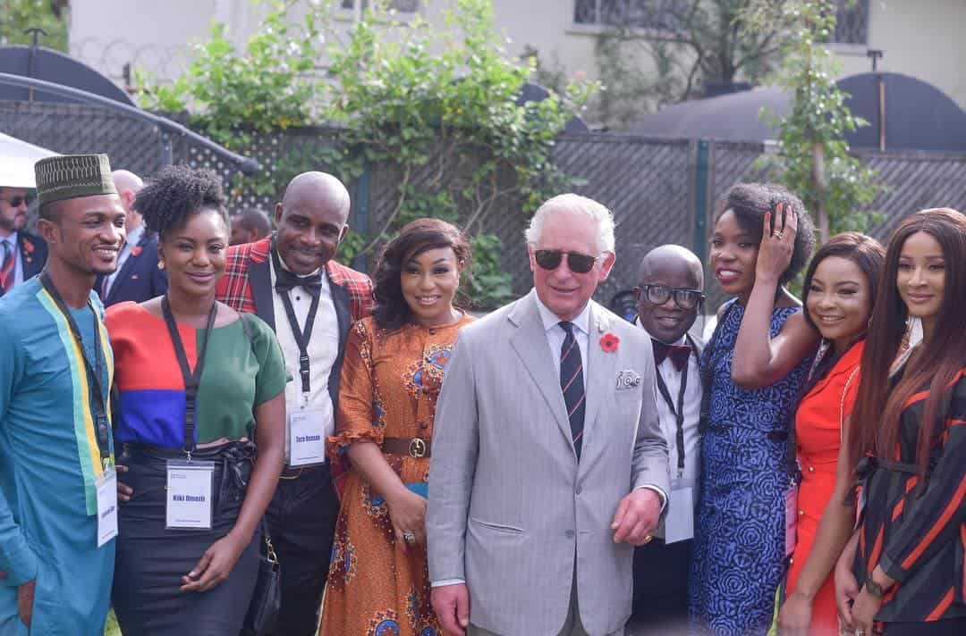 Photo of Royal visit Nigeria: How Mo Abudu, Rita Dominic, others met with Prince Charles & Camilla in Lagos (photos)
