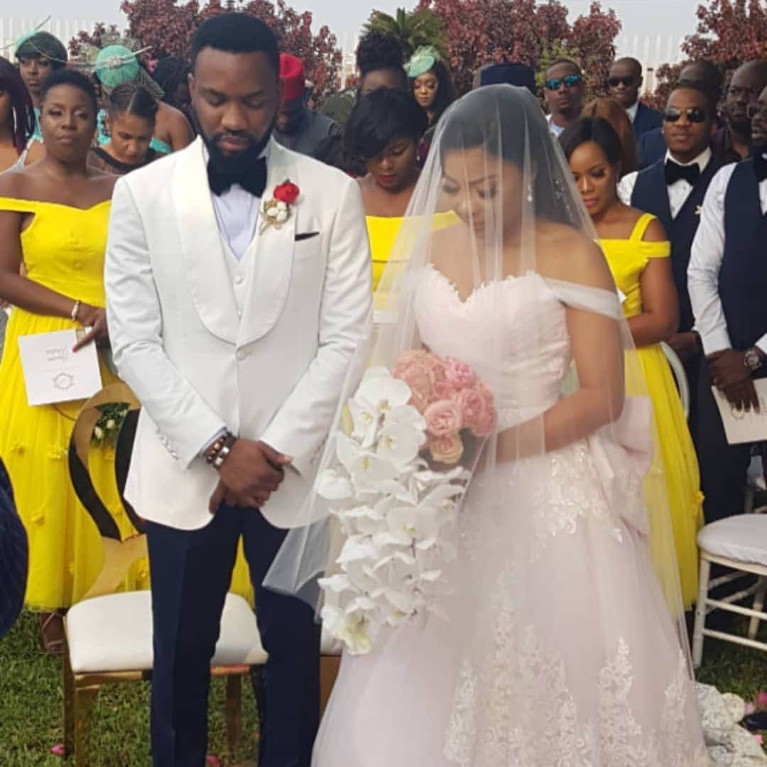 Photo of More photos from Linda Ejiofor's wedding to Ibrahim Suleiman