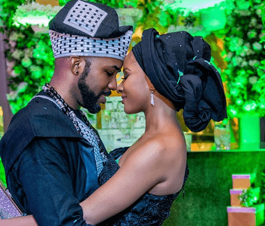 Photo of Angry fan blasts Banky W and Adesua Etomi over wedding anniversary message