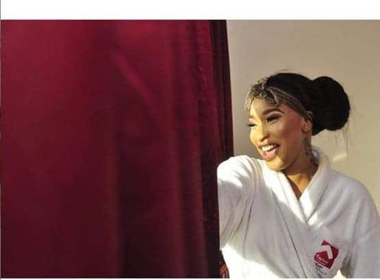 Photo of #10yearschallenge: Tonto Dikeh shares throw back photo of 10 years