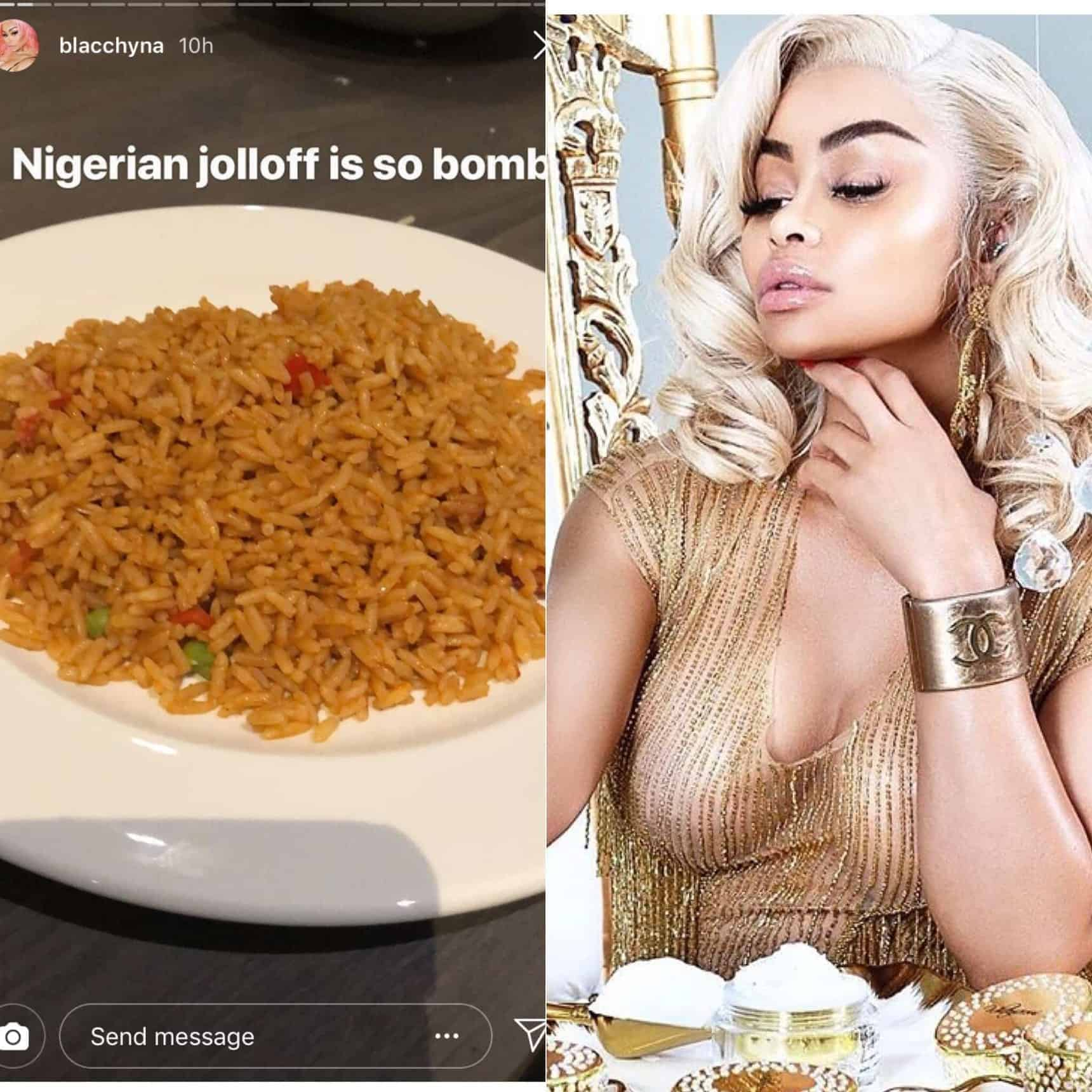 "Photo of ""Nigerian jollof is so bomb"" 