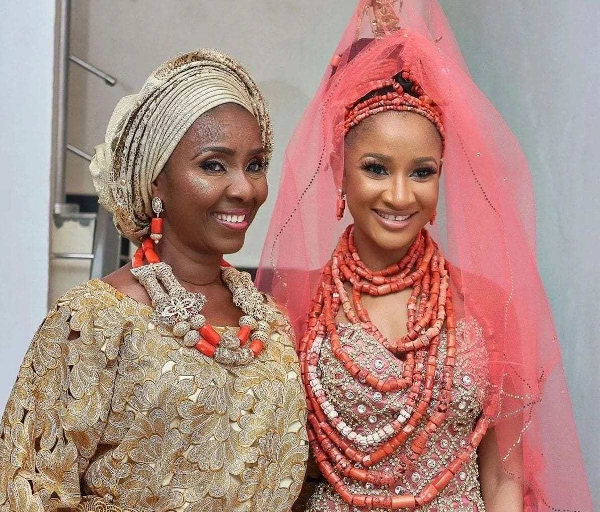 Photo of Adesua Etomi showers lovely words on her mother as she clocks 60