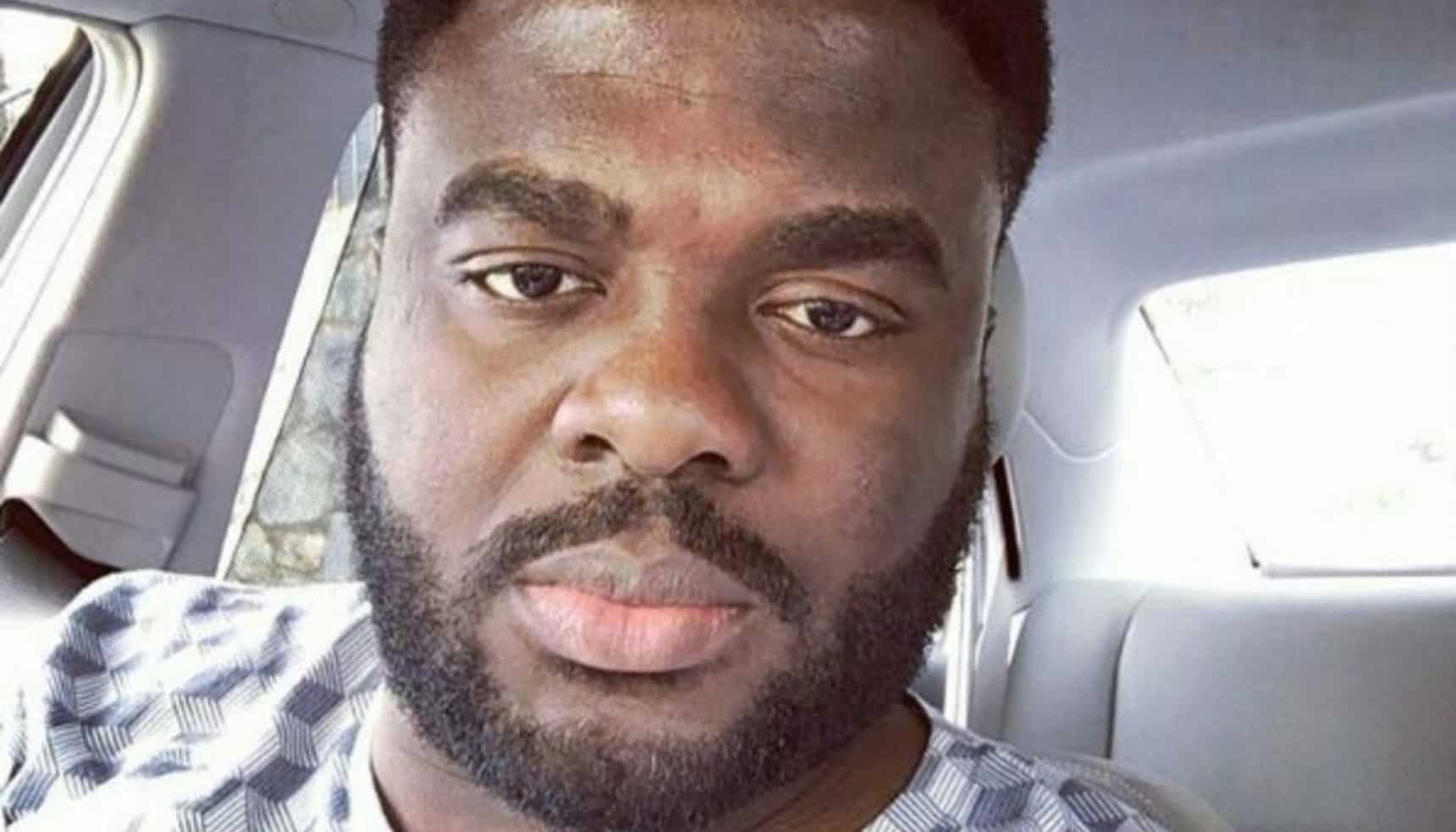Photo of Aremu Afolayan finally apologizes to Buhari after airport incident