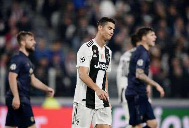 Ronaldo slams Manchester United after Juventus lost 2-1