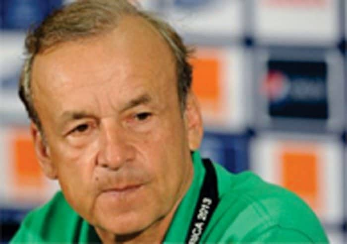 Photo of Gernot Rohr reveals his biggest headache coaching the Super Eagles of Nigeria