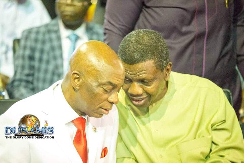 Photo of What Bishop Oyedepo said during dedication of Dunamis' 100,000 capacity auditorium