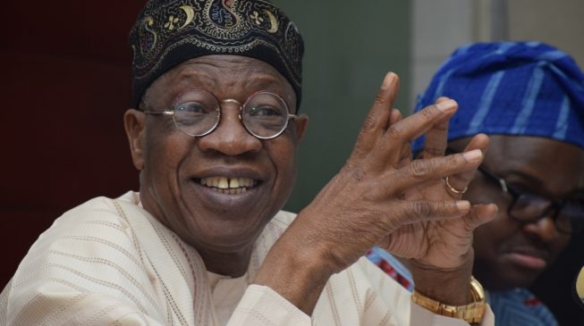 Photo of Buhari won't resign because of security challenges – Lai Mohammed